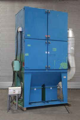 Large Dust Extraction Unit