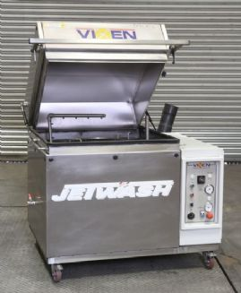 Vixen Rotary Basket Parts Washer