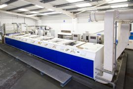 Enthone Manual Plating Line