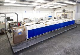 Overview of plating line