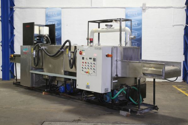 Guyson Marr Multistage degreasing machine