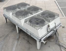 Aqua Cooling 206/6 280 kW Air Blast Coolers