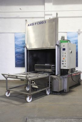 Axis-Clean-Tek F1300/3 Rotary parts washer
