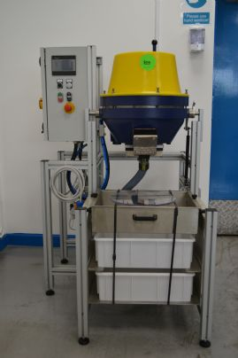 RDF-W-30 High Energy Centrifugal Disc Machine