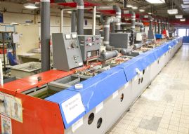 33 Station Manual Electroplating Line. Copper, Nickel, Gold & Tin Inc. Full Post & Pre-Treatment