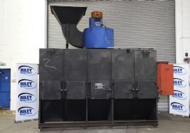 Carter Wet curtain ATEX high pressure wet type dust collector