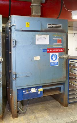 Infrasystems Industrial Oven