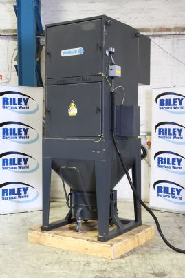 Ringler Dust Extraction Unit