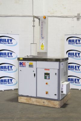 Kerry Microsolve M250 Ultrasonic Precision Solvent Cleaning Line