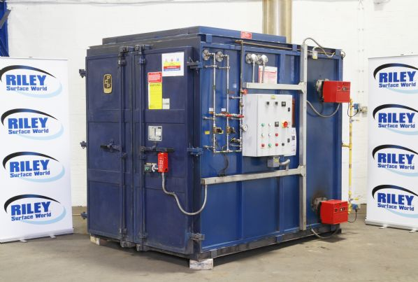 Controlled Pyrolysis Oven