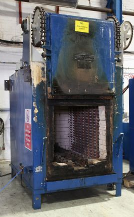 Wellman Very Heavy Duty Electric Tempering Oven / Furnace