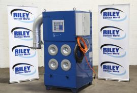 DCE Downflow Dust Extractor