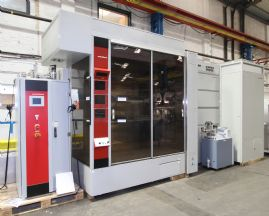 Centrotherm Diffusion Tube Furnace