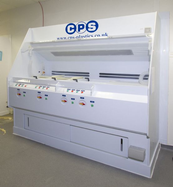 CPS Wet Etching Bench