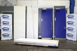 Clean Room Doors and Wall Panels