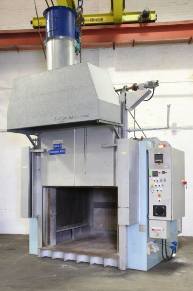 JLS Engineering 72kw High Temperature Oven